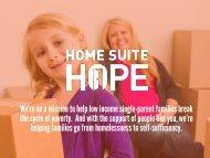 Home Suite Hope - Tranforming Lives