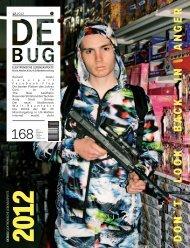 De:Bug 168