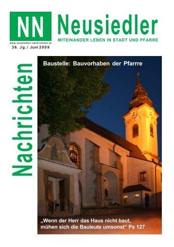 NN - Stadtpfarre Neusiedl am See