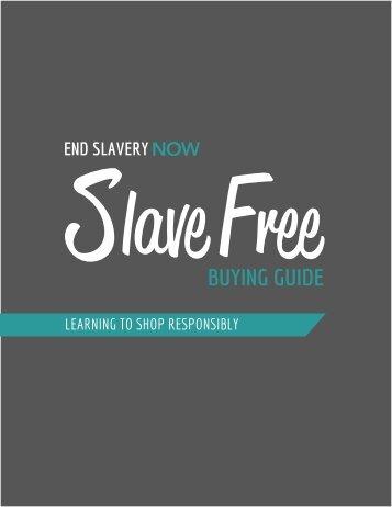 SLAVE FREE