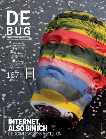 De:Bug 167