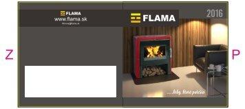 Flama - katalog 2016