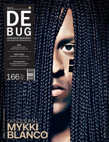 De:Bug 166