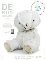 De:Bug 165