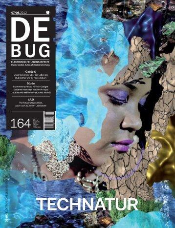 De:Bug 164