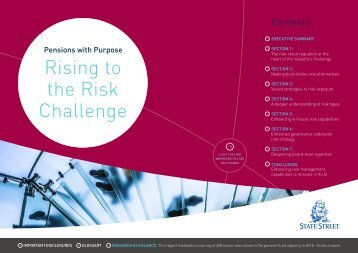 the Risk Challenge