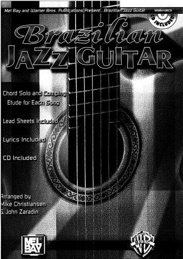 Brazilian Jazz Guitar