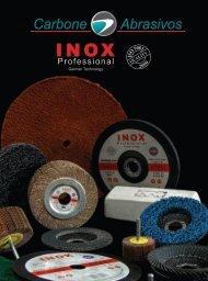 Catálogo Abrasivos de Acero Inoxidable