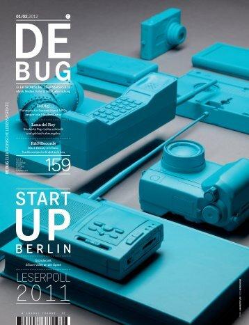 De:Bug 159