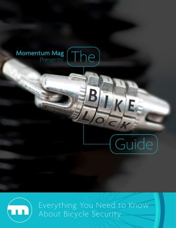About Bicycle Security