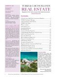 Turks & Caicos Islands Real Estate Summer-Fall 2016 - Page 4