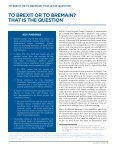TO BREXIT OR TO BREMAIN? THAT IS THE QUESTION - Page 6
