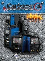 Catálogo Carbone Professional Welding