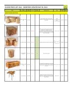 Bhome catalog wholesale stools - Page 4