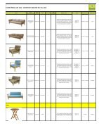 Bhome catalog teak wholesale - Page 7