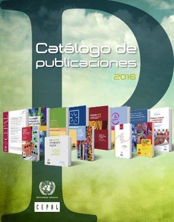 Catálogo digital 2016