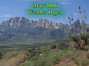 May 14 Dona Ana Co