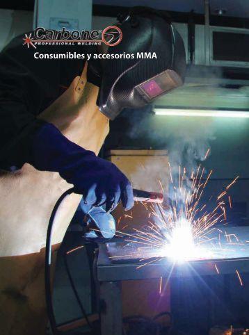 Catálogo de Consumibles y Accesorios MMA