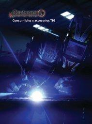 Catálogo de Consumibles y Accesorios TIG