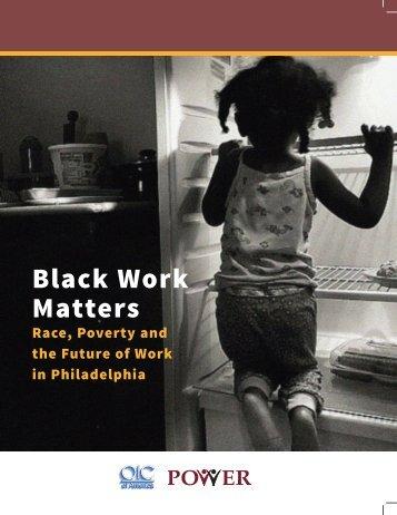 Black Work Matters