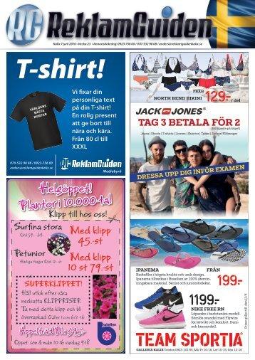 ReklamGuiden Kalix v23 -16 (6/6-12/6)
