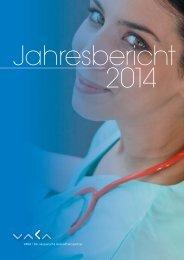 VAKA Jahresbericht 2014