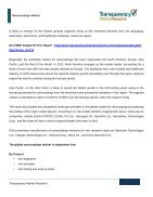 Nanocoatings Market  - Page 3
