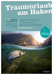 ABENTEUER FISCHWASSER Katalog 2016/17