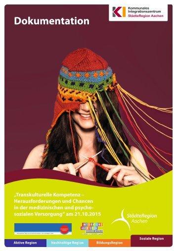 Transkulturelle Kompetenz - Dokumentation der Fachtagung