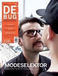 De:Bug 156