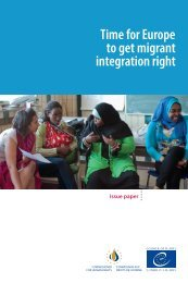 Time for Europe to get migrant integration right