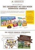 Barnhouse Life GRANOLA Ausgabe Mai/Juni 2016 - Page 4