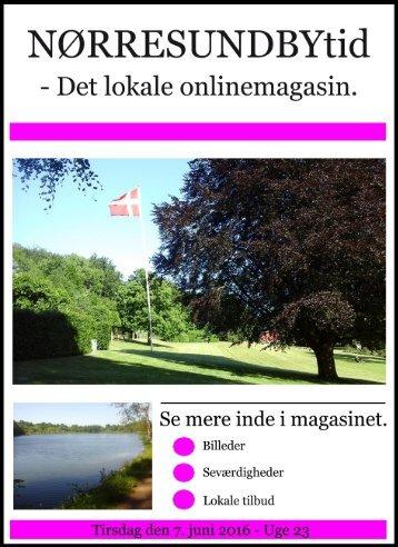 Nørresundby - uge 23