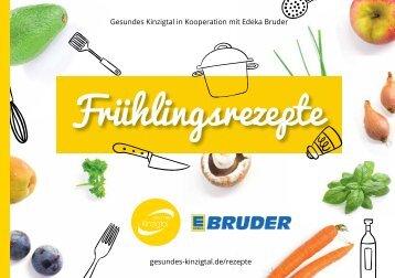 Frühlingsrezepte - Gesundes Kinzigtal in Kooperation mit Edeka Bruder