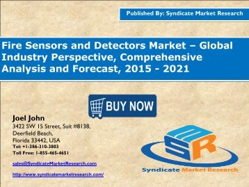 Fire Sensors and Detectors Market