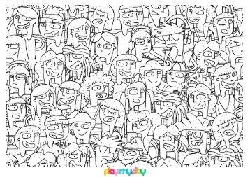 Less Talk More Play E-bog Doodle