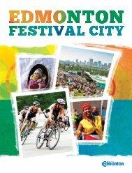 Edmonton Festivals & Events Brochure - City of Edmonton