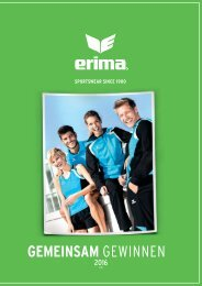 ERIMA 2016 by tex-solution st.gallen