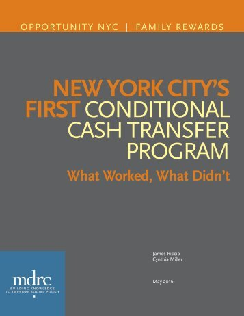 NEW YORK CITY'S FIRST