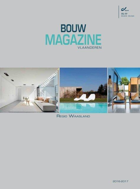 BouwMagazine WAASLAND 2016-2017