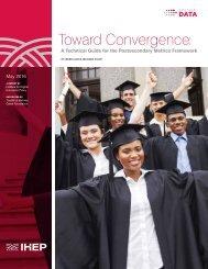 Toward Convergence