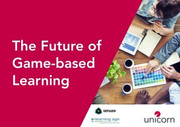 The Future of Game-based Learning