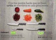 Campaña Cuisinart