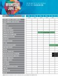 Sled Island 2016 Official Program Guide (Pullout Schedule Only) - Published by BeatRoute Magazine - Page 4