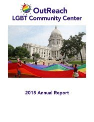 OutReach Annual Report 2015
