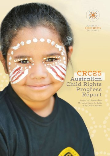 CRC25 Australian Progress Report 2016