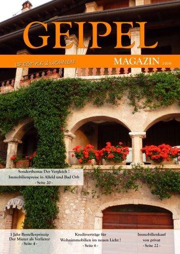 Geipel Magazin 02-2016