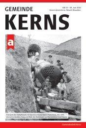 Gemeinde Kerns 2016-23
