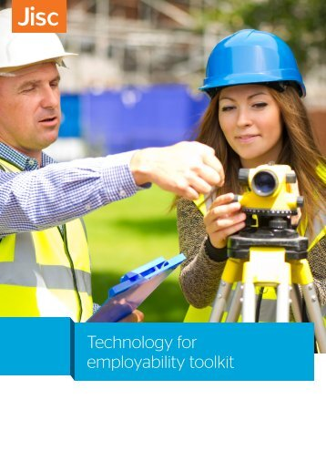 Technology for employability toolkit