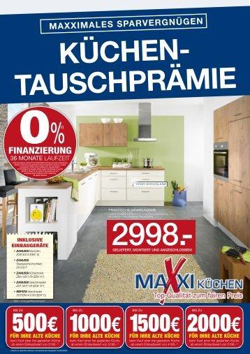 Maxxi-Bockhorn-Küchentausch